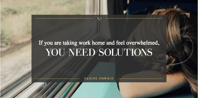 You need solutions