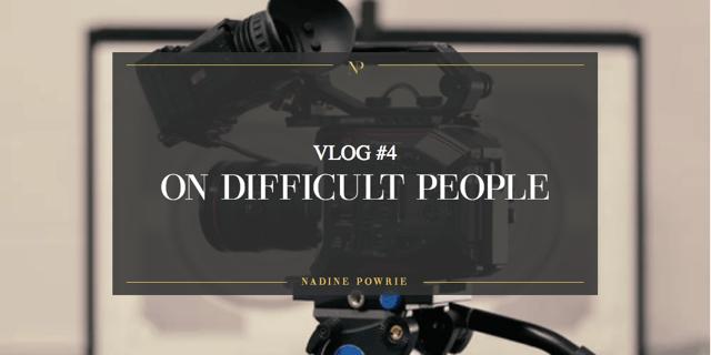 Nadine Powrie Vlog 4