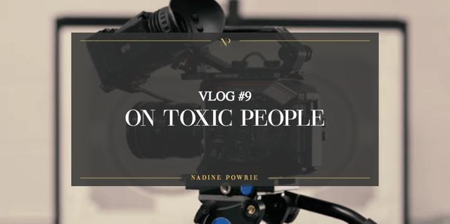 Nadine Powrie Vlog 9