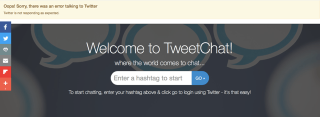 What I learnt from hosting my first Twitter Chat 2