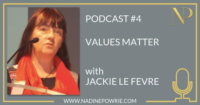 Nadine Powrie podcast 4