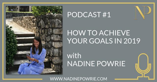 Nadine Powrie podcast 1