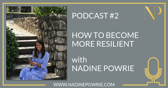Nadine Powrie podcast 2