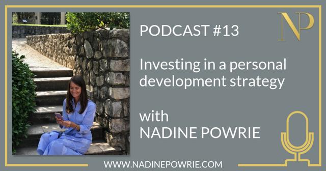 Nadine Powrie podcast 13