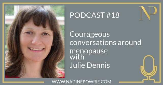 Nadine Powrie podcast 18