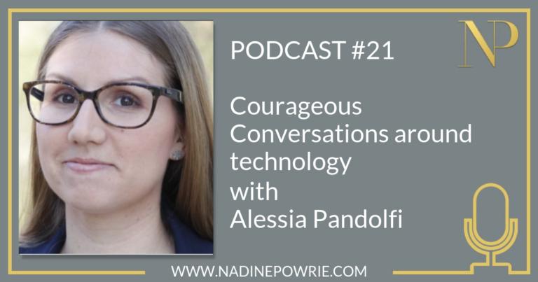 Nadine Powrie podcast 21