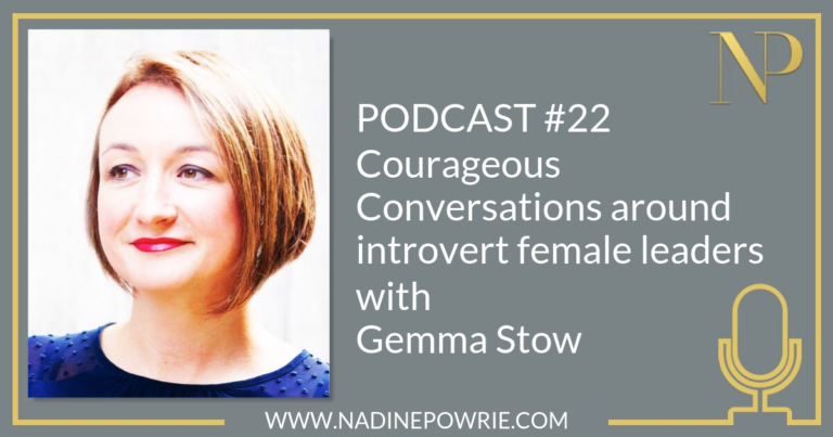 Nadine Powrie podcast 22