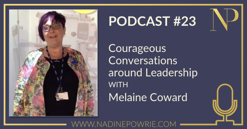 Nadine Powrie podcast 23