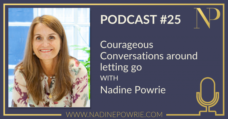 Nadine Powrie podcast 25