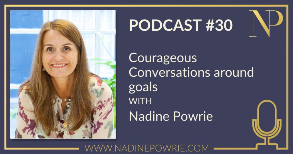 Nadine Powrie podcast 30