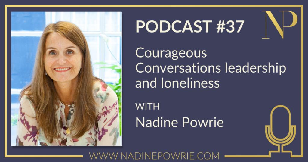 Nadine Powrie podcast 37