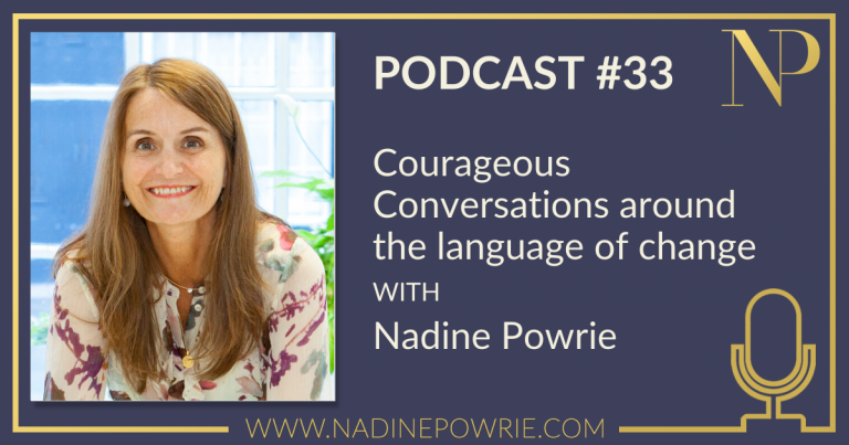 Nadine Powrie podcast 33