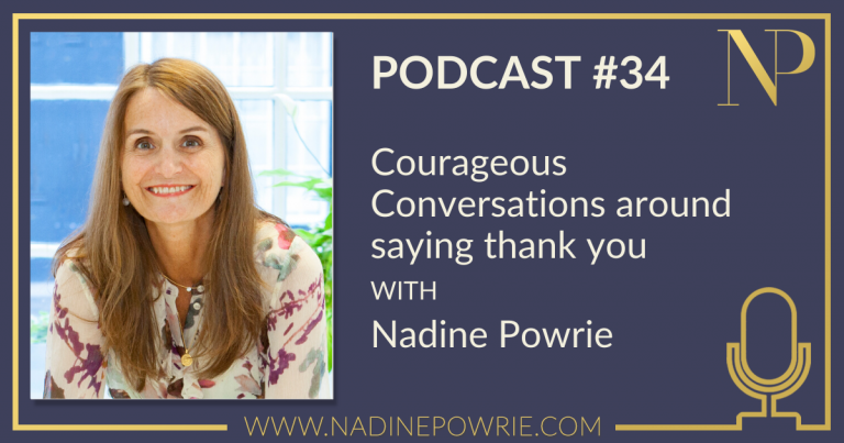 Nadine Powrie podcast 34