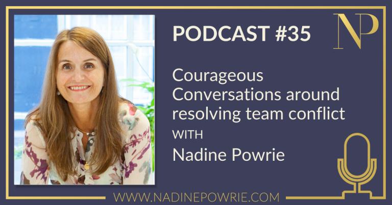 Nadine Powrie podcast 35
