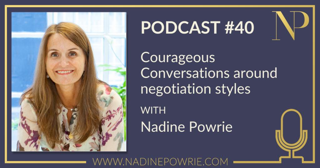 Nadine Powrie podcast 40
