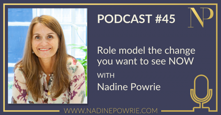 Nadine Powrie podcast 45