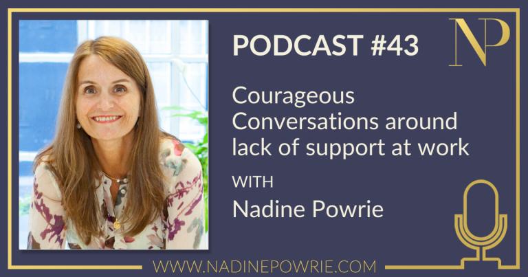 Nadine Powrie podcast 43