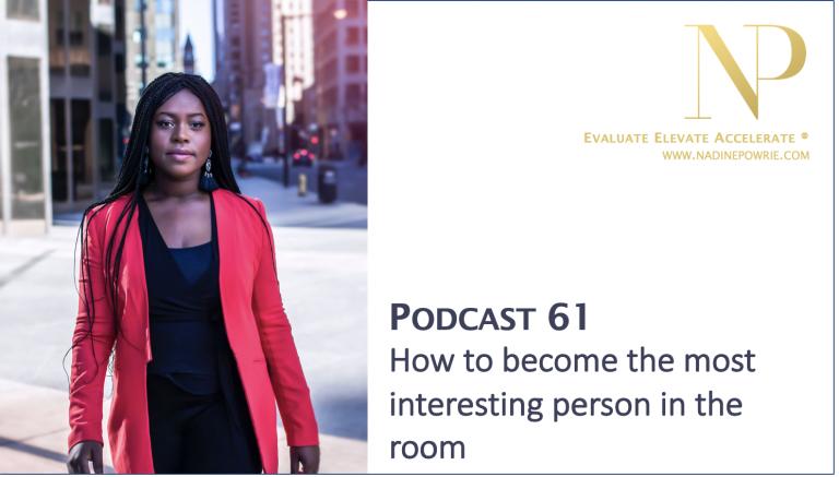 Nadine Powrie podcast 61
