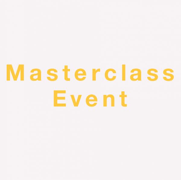 Masterclass Event 1