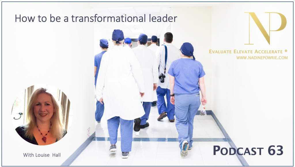 How to be a transformational leader 1