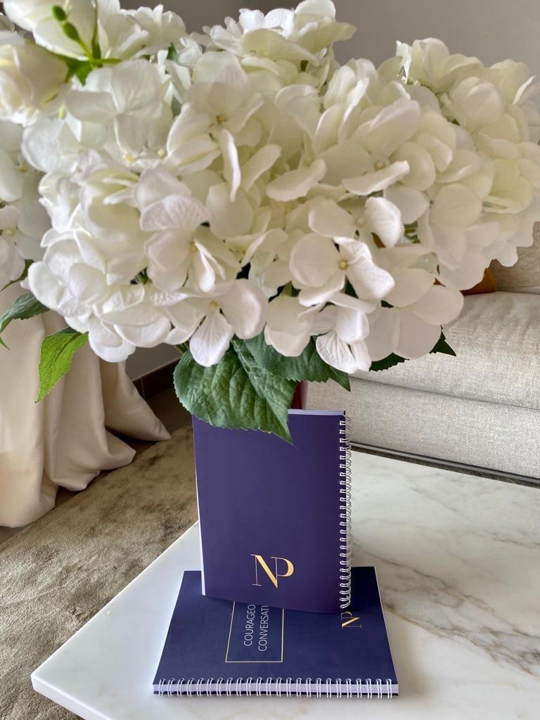 Nadine Powrie Notebook
