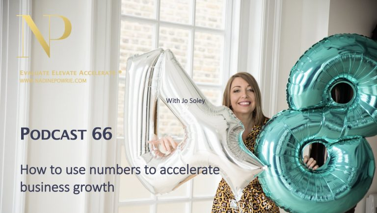 How to use numbers to accelerate business growth