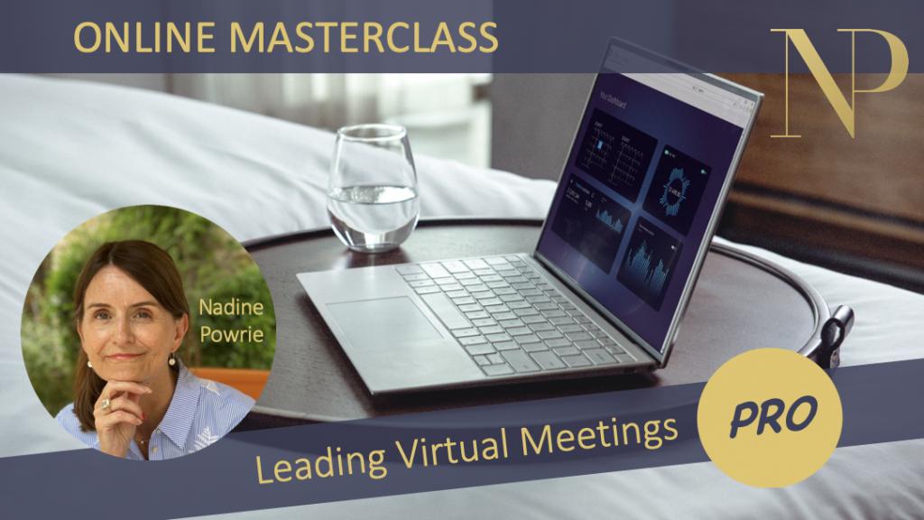Leading Virtual Teams Online Masterclass 6