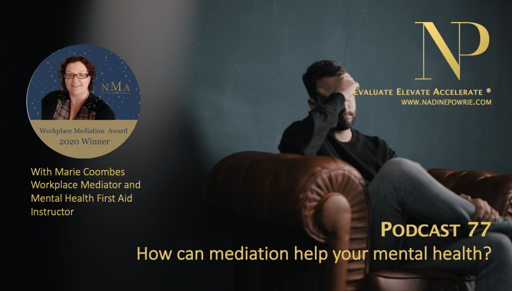 How can meditation help your mental health