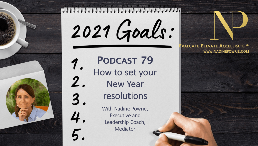 How to set your New Year resolutions