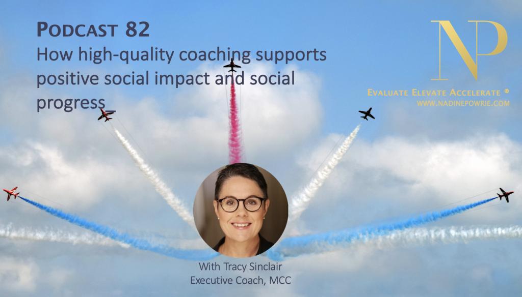 Tracy Sinclair, MCC, International Coach Federation